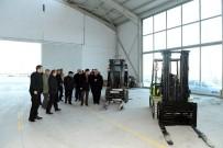 ISBAŞ'a Yeni Yük Taşıma Araçları