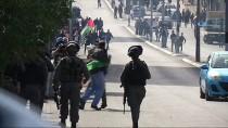 BEYTÜLLAHİM - İsrail Güçleri, Batı Şeria'daki Protestolarda Sert Müdahalede Bulundu