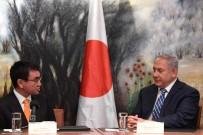 JAPONYA BAŞBAKANI - Japonya'dan İsrail'e ret