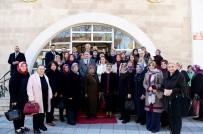 Kadın STK'lar Büyükşehir Belediyesi Sosyal Tesislerini Gezdiler
