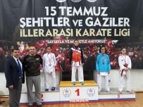 KAĞıTSPOR - Kağıtsporlu Kareteciler Sakarya'dan 20 Madalya İle Döndü