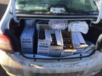 Kars Polisinden Yılbaşı Öncesinde Kaçak İçki Ve Sigara Operasyonu