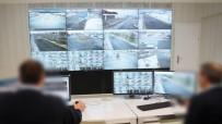 KAÇıŞ - Kayseri OSB Başkanı Nursaçan Güvenlik Çalışmalarını İnceledi