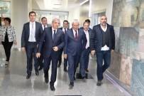 TEŞVİK SİSTEMİ - KMTSO'da Türk Eximbank İrtibat Bürosu Açıldı