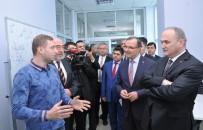 HASAN ANGı - Kütükcü, Bakan Özlü'den Konya'ya Model Fabrika İstedi
