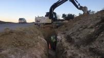BOZARMUT - MASKİ'nin '154 Mahalle Projesi' Kapsamında Yırca'da Altyapı Çalışmaları Başladı