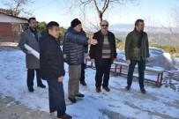 AHMET ALTIPARMAK - Mehmed Ali Saraoğlu Açıklaması Dünyada Muratdağı'nın Bir Benzeri Yok
