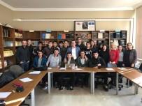 İMTİYAZ - Mesleki Ve Teknik Anadolu Lisesi'nde Gazetecilik Ve İnternet Medyası Söyleşisi