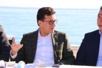 KAMU YARARı - Milletvekili Uslu, Kemer Ve Demre'de Vatandaşlar İle Buluştu