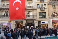 BEYOĞLU BELEDIYESI - Milli Şair Vefatının 81'İnci Yılında Beyoğlu'nda Anıldı