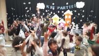 KONSEPT - Minik Öğrenciler Kış Partisinde Gönüllerince Eğlendiler