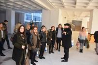 SEMT PAZARI - Niksar'daki Hizmetler Bayan Kuaförlere Anlatıldı