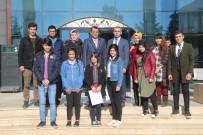 Öğrenci Meclisi Başkanından Silopi Belediyesine Ziyaret