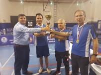 ŞEHİT BİNBAŞI - Osmaniye'de Masa Tenisi Şampiyonası Sona Erdi
