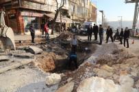 ŞAHINBEY BELEDIYESI - Özdemirbey Caddesi'nde Sona Doğru