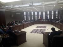 PEYAMİ BATTAL - Rektör Battal, İranlı Heyetle 'Denklik' Konusunda Toplantı Yaptı