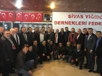 İBRAHIM UĞUR - Seyyid Ahmet Arvasi İzmir'de Dualar İle Anıldı