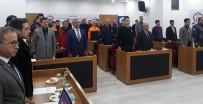 DEPREM FELAKETİ - Siirt'te 'Masa Başı Tatbikatı' Gerçekleştirildi