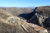 GÜNEYDOĞU ANADOLU PROJESI - Silvan Barajında hedef 2023