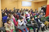 DİŞ FIRÇALAMA - Solinli Çocuklara Sağlık Eğitimi Verildi