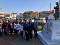 FATIH KıZıLTOPRAK - Soydaşların Yaşadığı Acının Sembol İsmi Türkan Bebeğin Anısına Park Açıldı