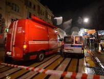 İTFAİYE ARACI - Rusya'da patlama: 9 yaralı