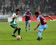 MUSTAFA YAŞAR - Trabzonspor'a Kupa Şoku