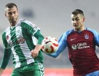 UĞUR DEMİROK - Trabzonspor, son şampiyona teslim oldu