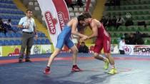 HILMI ÖKSÜZ - Türkiye Grekoromen Güreş Şampiyonası