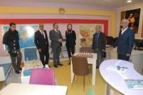 ÖMER SABANCı - Tuşba'da 'Z-Kütüphane' Açılışı