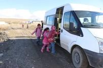 Tutak Belediyesi Öğrencilere Ücretsiz Servis Hizmeti Vermeye Başladı