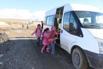 Tutak'ta Öğrencilere Ücretsiz Servis Hizmeti