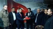 SÜLEYMAN ARSLAN - ÜİD'in Yeni Başkanı Alioğlu Oldu