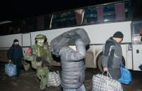 MINSK - Ukrayna'da Esir Takası Yapılıyor