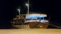 LİNÇ GİRİŞİMİ - Yunan Adasında Türk Tur Teknesine Saldırı İddiası