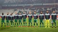 PEDRO - Ziraat Türkiye Kupası Açıklaması Atiker Konyaspor Açıklaması 1 - Trabzonspor Açıklaması 0 (İlk Yarı)