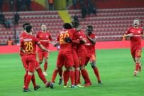 MAICON - Ziraat Türkiye Kupası Açıklaması Kayserispor Açıklaması 3 - Antalyaspor Açıklaması 1 (Maç Sonucu)