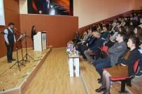 MEHMET KAYA - 7 Aralık Üniversitesinde  'Kalbim Kudüs' Program Düzenlendi