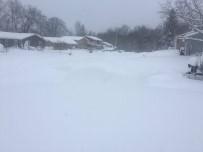 SOĞUK HAVA DALGASI - ABD'de Kar Kalınlığı 1 Metreyi Aştı