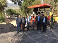 YOL ÇALIŞMASI - AK Parti Kaş İlçe Başkanı Ulutaş Açıklaması 'Kaş'ın Hizmetinde Olmaya Devam Edeceğiz'