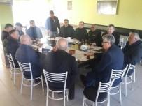 HALIL ELDEMIR - AK Parti Merkez İlçe Teşkilatı'ndan Ziyaretler