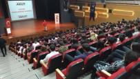 DEPREM ANI - AKUT 2013 Yılından Buyana 55 Bin Kişiye 'Deprem Bilinçlendirme Semineri' Verdi