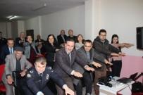 CİNSİYET EŞİTLİĞİ - Alaçam'da 'Kadın Dostu Kent Projesi' Tanıtıldı