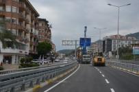 HÜSEYIN GÜNEY - Alanya Çevre Yolu Trafiğe Açıldı