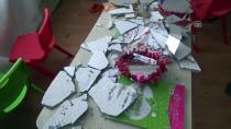 ALİ İHSAN SU - Anaokulunun Tavan Sıvası Düştü Açıklaması 4 Öğrenci Yaralı