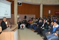 MUSTAFA ASLAN - Aydın'da 'Geleceğin Dünyasında Türk Gençliği' Konuşuldu