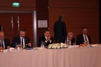 EROZYONLA MÜCADELE - Bakan Veysel Eroğlu Açıklaması 'Son 15 Yılda 158 Milyar Liralık Yatırıma İmza Attık'