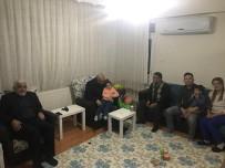 HILMI DÜLGER - Başkan Kara'nın Çat Kapı Ziyaretleri Sürüyor
