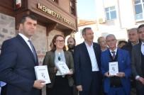AKSAKAL - Başkan Karadağ'dan İlçelere Ziyaret