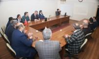 TERMAL TURİZM - Başkan Orhan'dan Müstakil Sanayici Ve İşadamları Üyelerine Hizmet Sunumu